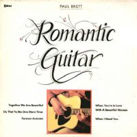 "Paul Brett-Romantic Guitar (Secondhand First Release) [12"" LP 1980]"
